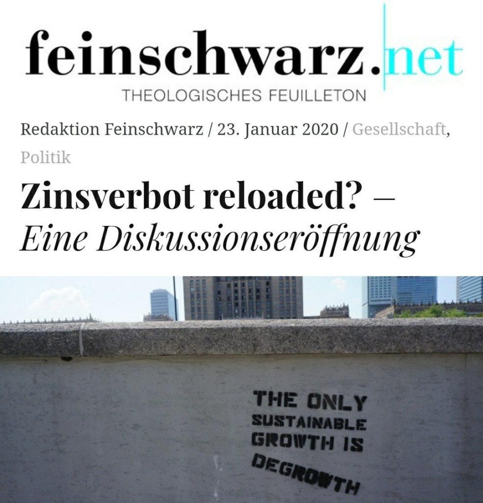 Screenshot feinschwarz.net (2020-01-23)